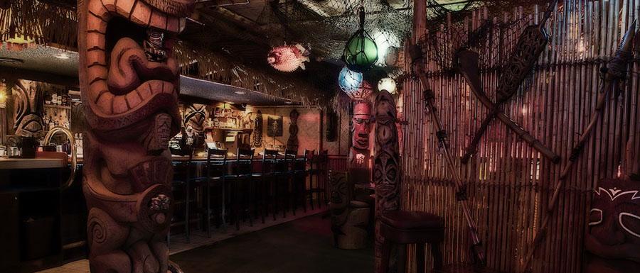 Frankie's Tiki Room — Las Vegas, NV