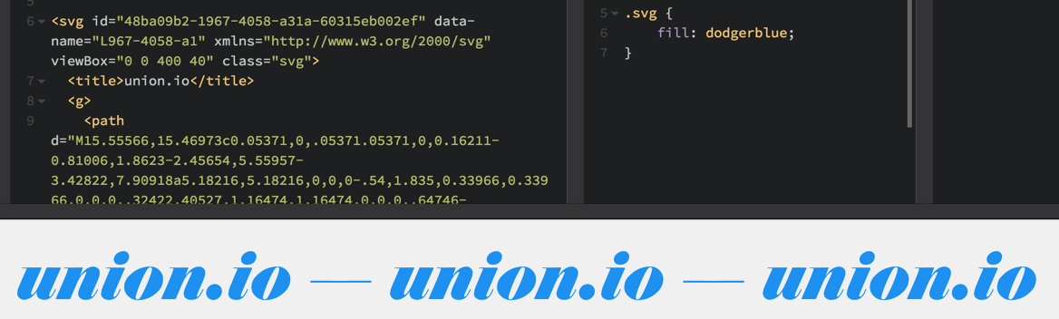 Swapping Fill Color on Image Tag SVGs - union io