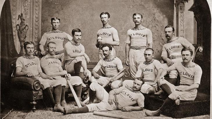 19th Century Base Ball Team