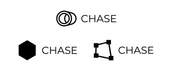 Non-Chase logo ideas